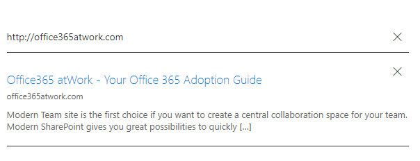 SharePoint web parts #1: Text, media and content - Office365